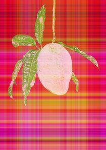 Mango pink und rot by Valérie Salvetti