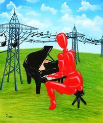 Der Komponist by Cynthia Maletzki