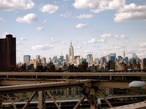 Manhattan Sky von Janine Ege