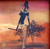 Afrika Triologie by Ines Schmelzer