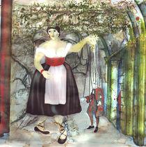 Die Marionette by Kiki de Kock