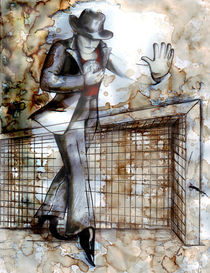 Tango oder der Tanz vor dem Tor von Kiki de Kock