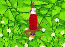 Auf der grünen Wiese by Susanne Surup