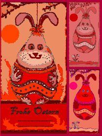 Feurige Ostern von Susanne Surup