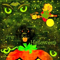 We are Halloween by Susanne Surup