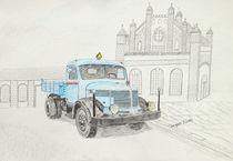 Nachkriegs LKW - old truck von ropo13