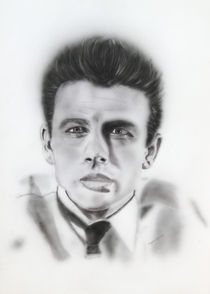 James Dean by ropo13