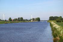 Knockster Tief in Ostfriesland von ropo13