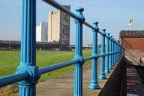 Blaues Geländer von ropo13