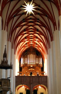 Thomas-Kirche by Ria den Breejen
