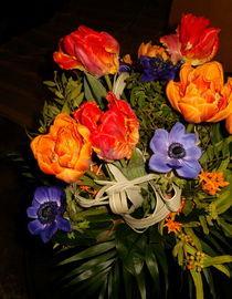 Blumenstrauß 26 von Ria den Breejen