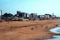 Strand by Ria den Breejen