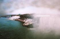 Niagara Falls III by Ria den Breejen