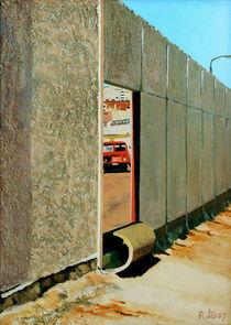 Mauer von Ria den Breejen