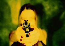 Girl with a Gun by Wildis Streng