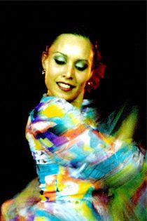 Flamencotänzerin von Wildis Streng