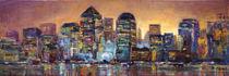 Manhattan - ohne WTC von Ulla Schönhense