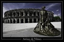 Arènes de Nîmes by Stefan Höhnisch