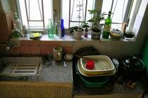 the kitchen by Oliver Gräfe