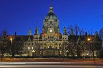 Rathaus Hannover von Oliver Gräfe