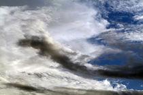Karthause Wolken II by Oliver Gräfe