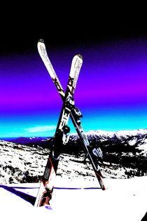 Skiart von Sandra Opolka