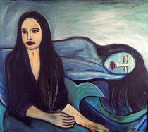 Die Wachende und die Schlafende by Nathalie du Prel