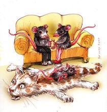 Mäuse und Katzenfell von Rainer Ehrt