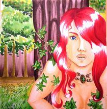 Baumfrau von Romina Fuchs