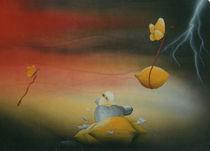 Seltsame Zitronenfalter von Karsten Kemter