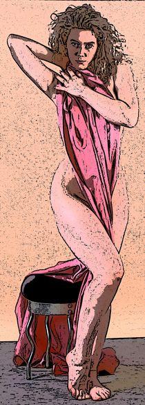 Langenfeld - Covered in Pink II von ralfs-artworks