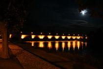 Frankreich - Digoin - Aqueduc über die Loire by horasoft