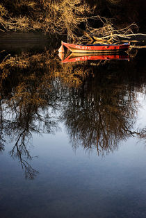 the boat by Katarzyna Körner