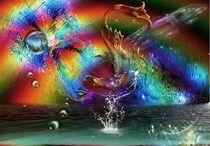 munter wie ein fisch im wasser by nora gharbi
