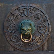 Door Rapper by safaribears