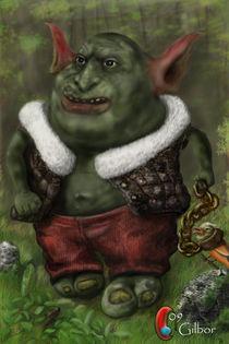 Gilbor (elf) by Vasiljevic Sasa
