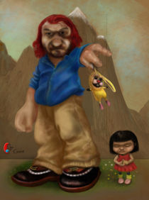 Giant by Vasiljevic Sasa