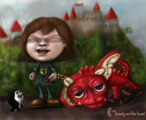 Beauty and the beast by Vasiljevic Sasa