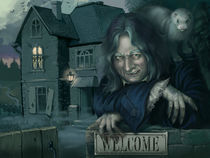 Welcome! von Tanya Doronina