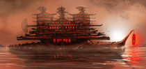 turtle fortress by John Yip