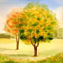 Frühling - Primavera von Maria-Anna  Ziehr