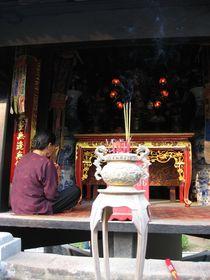 One Pillar Pagoda, Hanoi von firefly