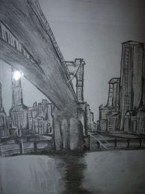 USA Weldbrücke by Anett Lehmann