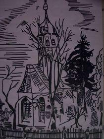 Rabenauer Kirche von Anett Lehmann