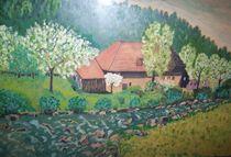 Bauerngut in Obernaundorf by Anett Lehmann