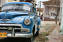 Kuba Oldtimer von Martin Neuhof