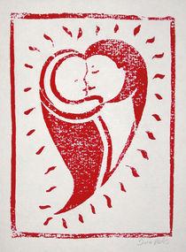 Mutter und Kind von Ina Peters