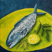Küchen Quartett  1 von 4 - Fisch von Andrea Meyer