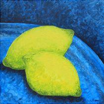 Küchen Quartett 3 von 4 - Zitronen by Andrea Meyer