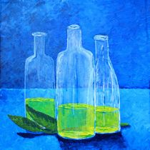 Küchen Quartett 2 von 4 - Essig und Öl by Andrea Meyer